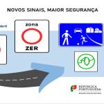 Novos Sinais de Trânsito 2020