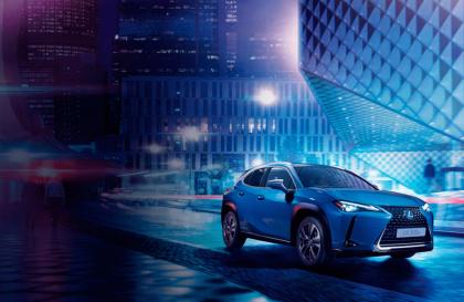 Primeiro Lexus 100% Elétrico