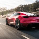 Tesla Roadster em 2021