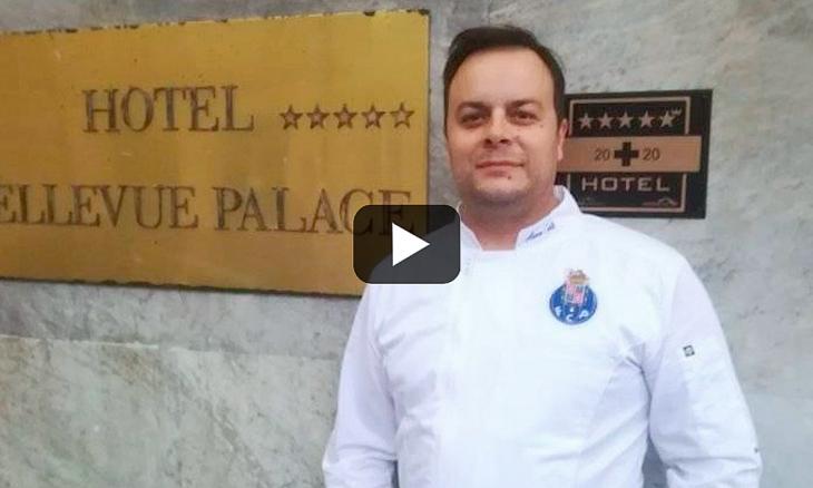 Entrevista com o Chef Álvaro Costa
