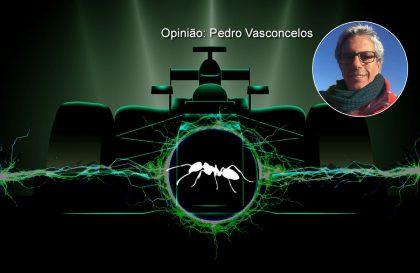 Formiga Elétrica- Artigo de Opinião Pedro Vasconcelos