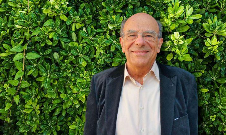 Capa da Entrevista de Filipe Duarte Santos