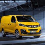 Novo Opel Vívaro-e