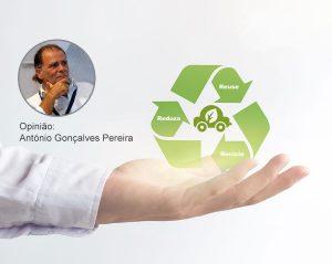 Artigo de Opinião - António Gonçalves Pereira