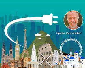 Europa suplanta China na venda de veículos elétricos - Marc Amblard