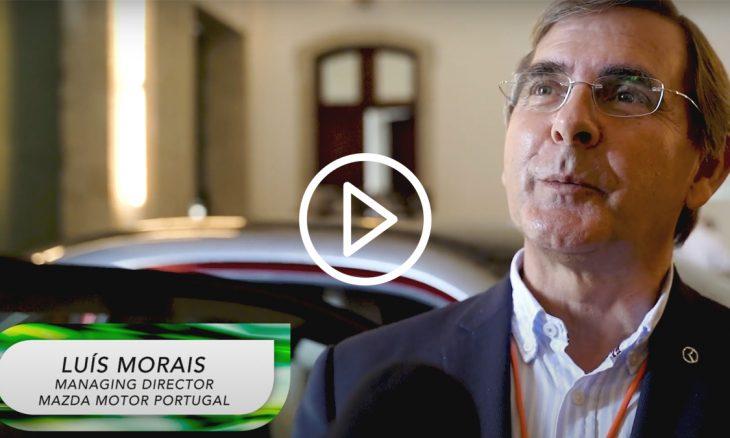 Entrevista com Luis Morais- Diretor da Mazda Motor Portugal