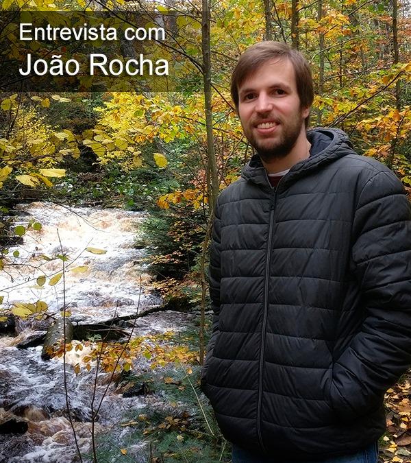 Entrevista com João Rocha - NEVS
