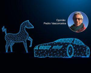 Falemos de Cavalos - Pedro Gil