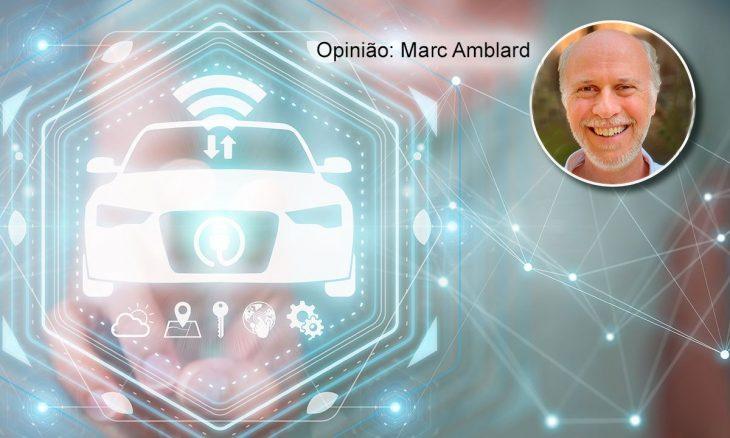 Opinião Marc Amblard - Concentração na Tecnologia AV acelera