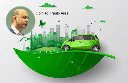 A Mobilidade Sustentável - Paulo Areal