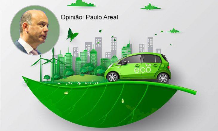 A Mobilidade Sustentável - Paulo Areal