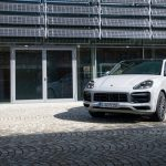 A greater electric range for the Cayenne E-Hybrid models