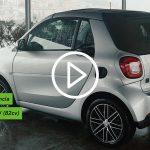 Ensaio ao Smart EQ ForTwo Cabrio