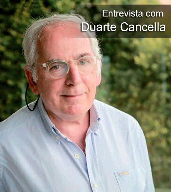 Entrevista com Duarte Cancella de Abreu
