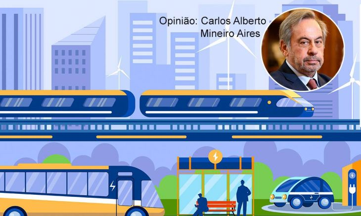 Artigo de Opinião de Carlos Mineiro Aires - Bastonário da Ordem dos Engenheiros