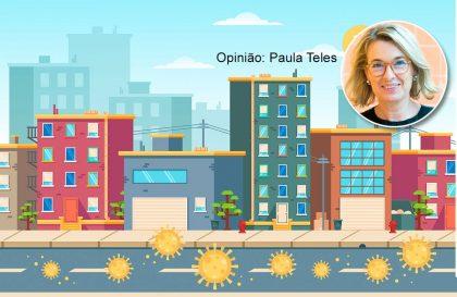 Artigo de Opinião de Paula Teles