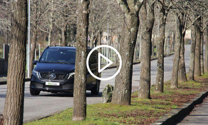 Minuto AutoMagazine: Mercedes-Benz EQV 300 Longo
