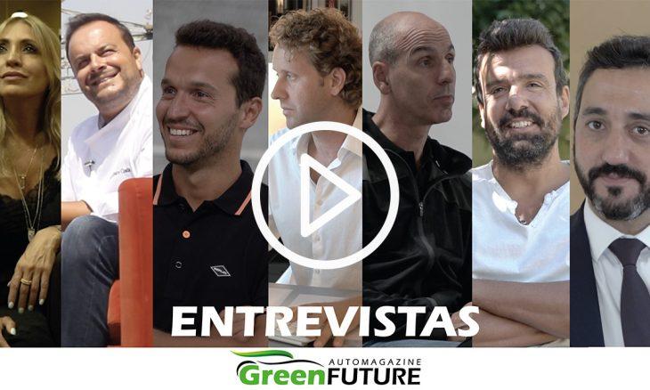 Entrevistas realizadas em 2020