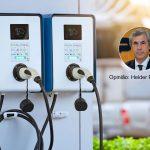 """""""O alargamento da rede de carregamento de veículos elétricos deve ser um objectivo prioritário"""" - Artigo de Opinião de Helder Pedro"""