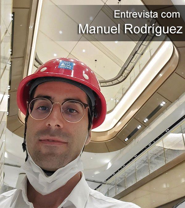 Entrevista com Manuel Rodríguez