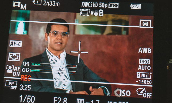 Entrevista: Marcos Pinto, jornalista da TVI e TVI 24