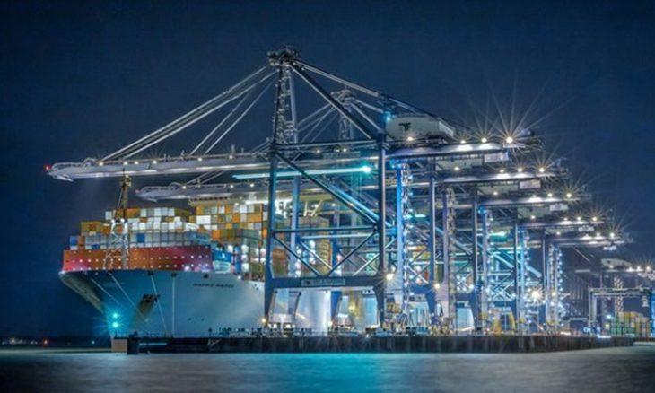 Maersk apoia a construção de uma grande instalação de combustível verde