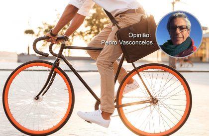 As bicicletas no futuro da mobilidade - Opinião de Pedro Gil de Vasconcelos