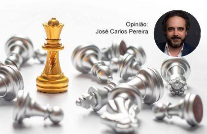 """Quando o """"carro elétrico"""" é rei e """"menos energia"""" é rainha - Opinião de José Carlos Pereira"""