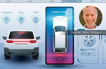 O carro definido pelo 'software': rentabilizar os seus benefícios - Marc Amblard