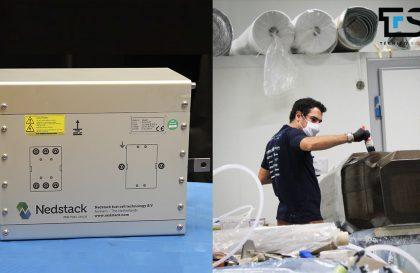 VII. SM01, o primeiro protótipo movido a hidrogénio do TSB