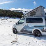 Nissan lança conceito inovador de turismo de inverno