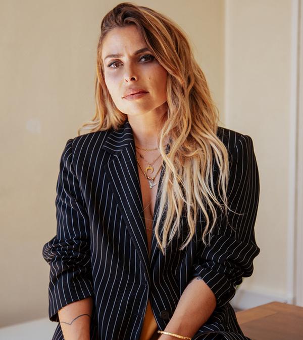 Entrevista: Maria Sampaio, atriz e artista