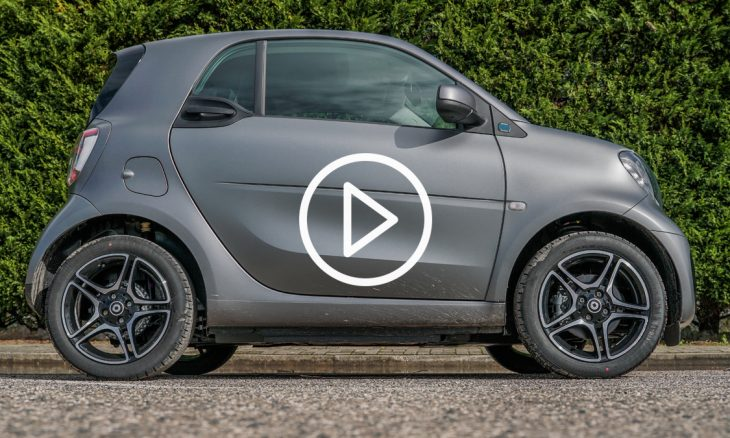 Minuto AutoMagazine: Smart EQ ForTwo Coupe