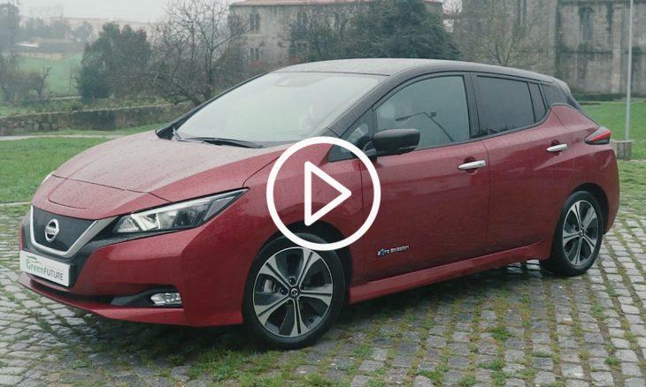 Minuto AutoMagazine: Nissan Leaf