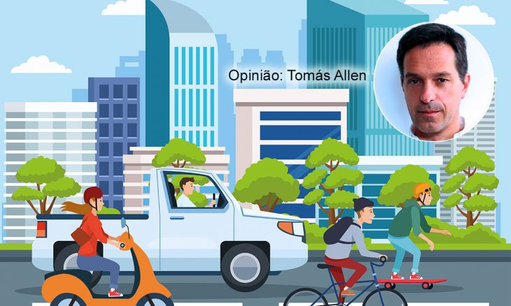Mobilidade Urbana após Pandemia - Opinião de Tomás Allen