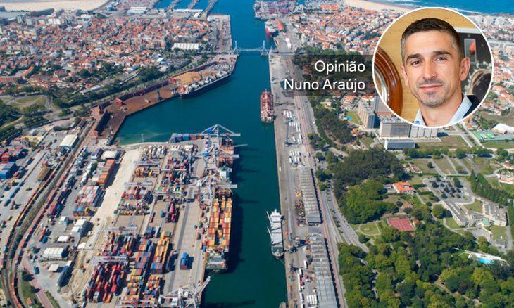 Leixões: Um porto mais verde e sustentável