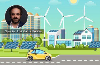 Desafios da mobilidade elétrica – uma resenha mais GREEN! - Opinião de José Carlos Pereira