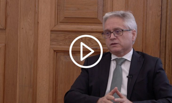 Entrevista: Luís Leite Ramos, Vice-Líder Parlamentar do PSD