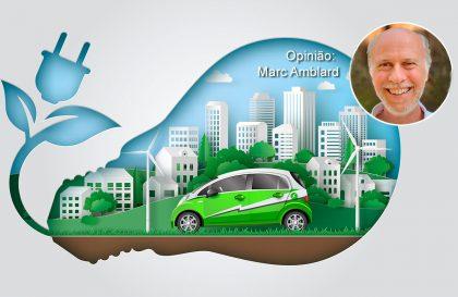 Indústria Automotiva comprometida com um futuro totalmente elétrico