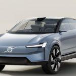Concept Recharge - a nova geração de 100% elétricos da Volvo