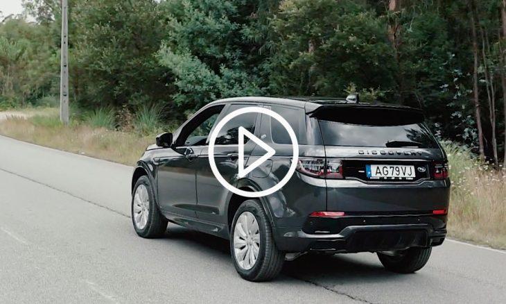Minuto AutoMagazine: Land Rover Discovery Sport