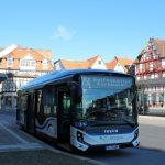 Autocarro Elétrico bate recorde com um único carregamento
