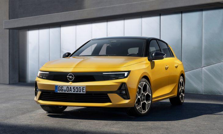 Opel apresenta Astra Elétrico enquanto se prepara para deixar os motores de combustão