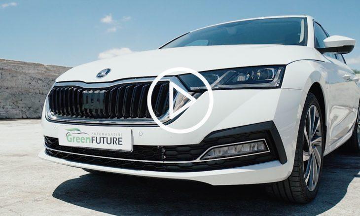 Minuto AutoMagazine: Škoda Octavia