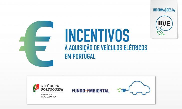 Incentivos à Aquisição de Veículos Elétricos em Portugal